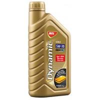 MOL Dynamic Gold 5W-30 высококачественное синтетическое моторное масло 4L