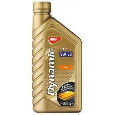 MOL Dynamic Star 5W-30 высококачественное синтетическое моторное масло 4L