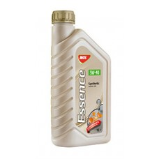 MOL Essence 5W-40 синтетическое моторное масло 4L
