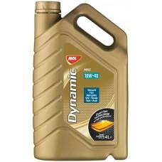MOL Dynamic Max 10W-40 полусинтетическое моторное масло 4L